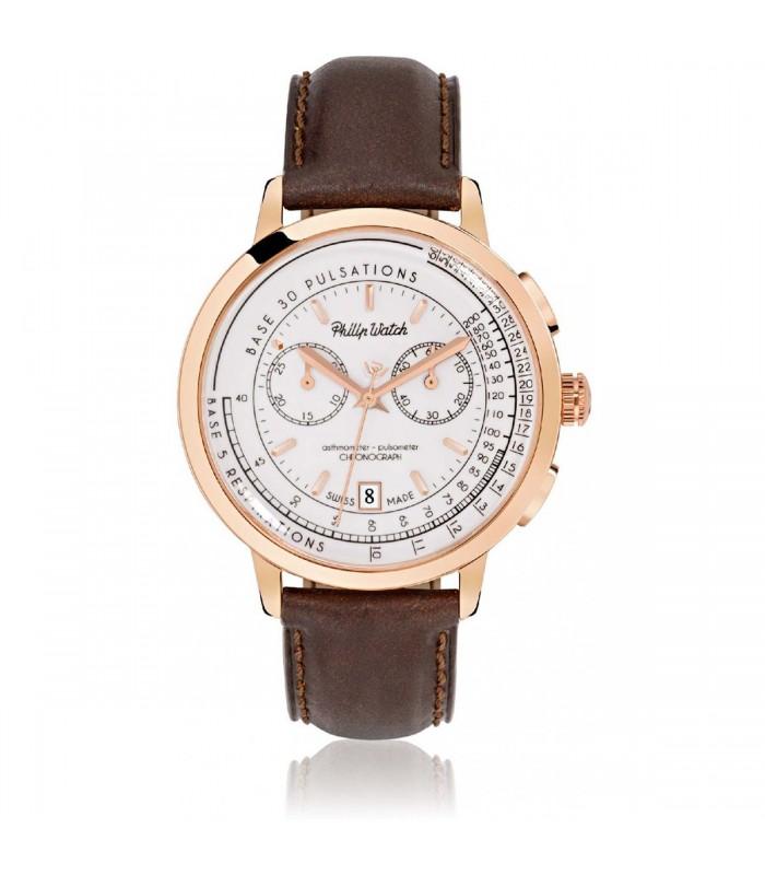 Orologio Cronografo Uomo Philip Watch Grand Archive 1940 R8271698001