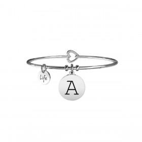 Bracciale Donna Kidult Symbols Iniziale A 231555A