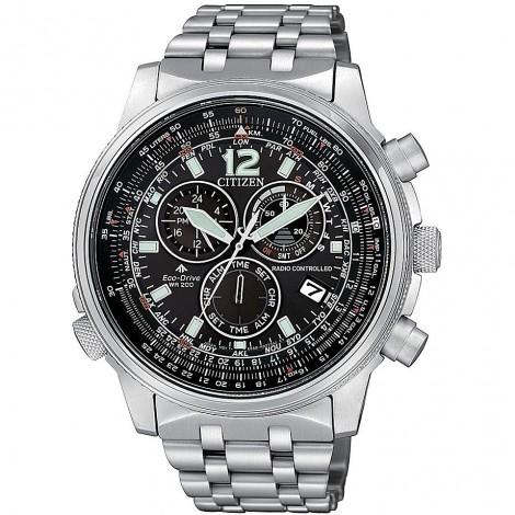 Orologio Uomo Citizen Cronografo Pilot CB5860-86E