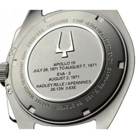 Bulova Lunar Pilot Orologio Cronografo Apollo 15 96B258