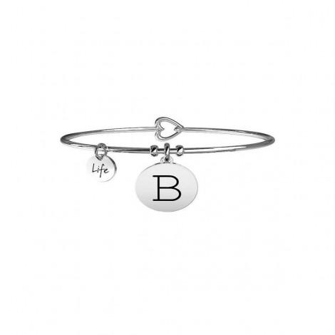 Bracciale Donna Kidult Symbols Iniziale B 231555B