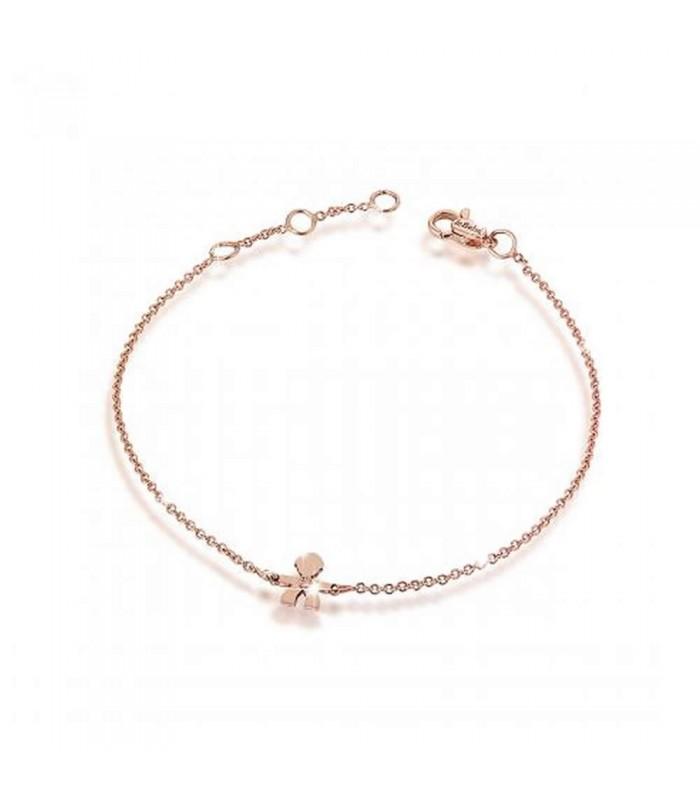 Le Bebé Bracciale Le Briciole Maschietto Oro Rosa LBB325