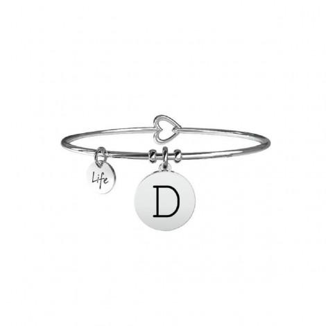 Bracciale Donna Kidult Symbols Iniziale D 231555D