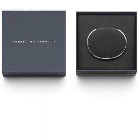 Bracciale Donna Daniel Wellington Classic Cuff Silver Mis.S DW00400004