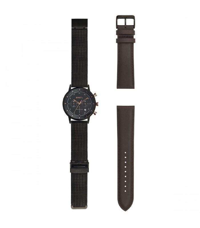 Orologio Cronografo Uomo Breil Six.3.Nine TW1808