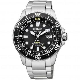 Orologio Uomo Citizen Eco-Diver Nero BJ7110-89E