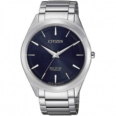 Orologio Uomo Citizen Supertitanio Blu BJ6520-82L