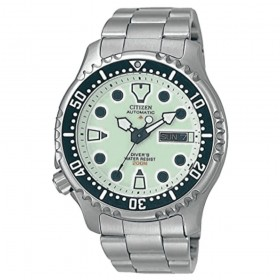 Orologio Uomo Citizen Promaster Verde 200A NY0040-50W