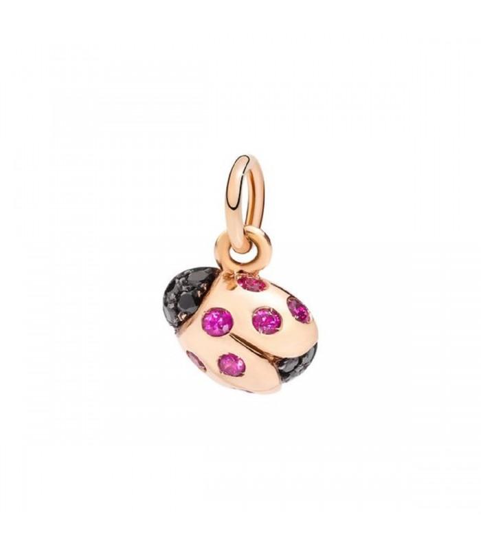 Ciondolo Donna Dodo Coccinella Pink DMCOC/9/BB/K