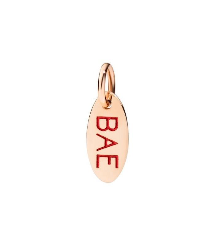 Charm Dodo Bae Oro Rosa DM2/9/BAE/RO/K