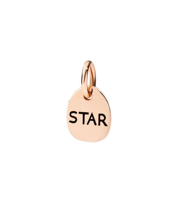 Charm Dodo Star Oro Rosa DM8/9/STAR/K