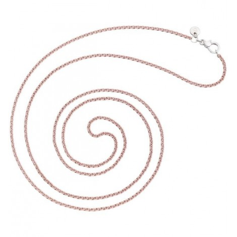 Collana Dodo Argento Color Sabbia 80 cm - DCSUMMER/A/80
