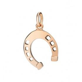 Charm Dodo Ferro Di Cavallo Oro Rosa DMFDC/9