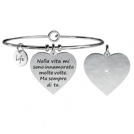 Bracciale Donna Kidult Love Frasi 731059