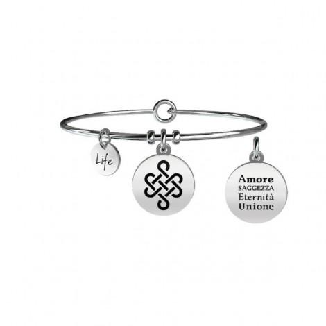 Bracciale Donna Kidult Symbols Rosa dei Venti 731065