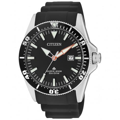 Orologio Uomo Citizen Promaster Diver's Eco Drive BN0100-42E