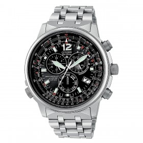 Orologio Cronografo Uomo Citizen Super Titanium AS4050-51E