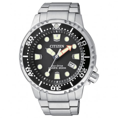 Orologio Uomo Citizen Promaster Diver's Eco Drive BN0150-61E