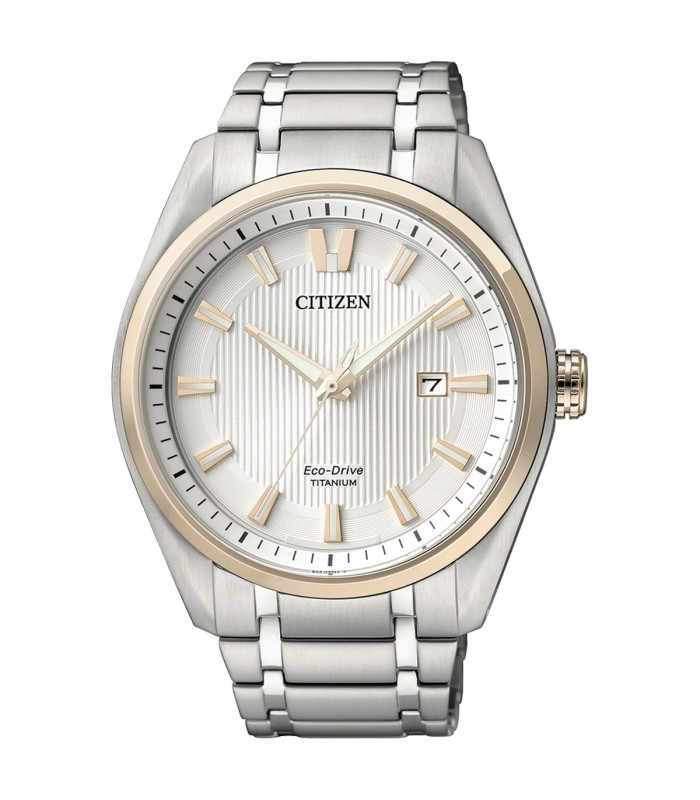 Orologio Uomo Citizen Super Titanium 1240 AW1244-56A