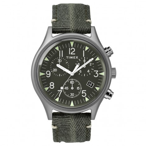 Orologio Cronografo Uomo Timex MK1 Steel TW2R68600