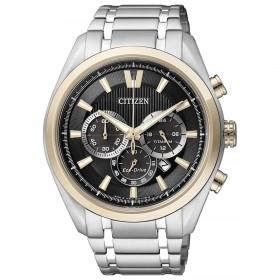 Orologio Cronografo Uomo Citizen Super Titanium Crono 4010 CA4014-57E