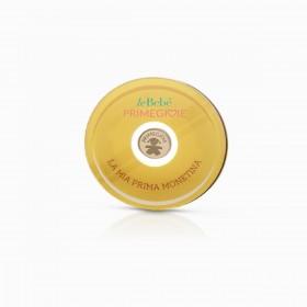 Le Bebé Primegioie Monetina Bimba Oro PMG159
