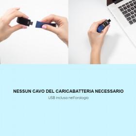 Smartband Calypso Festina K8500 Smartwatch Multifunzione Arancione