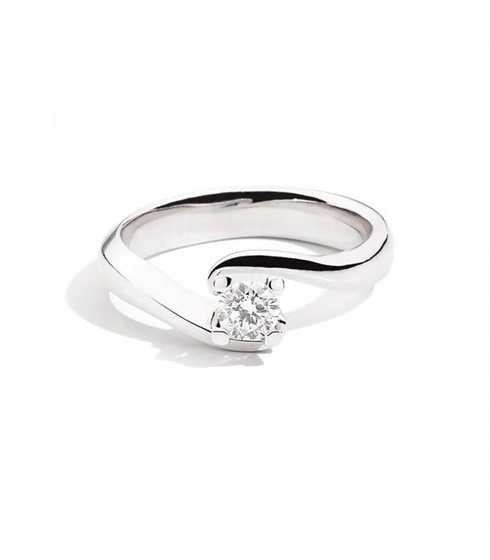 Anello Donna Re Carlo Linea Maria Teresa Diamante 0,18 ct R30SO333/018