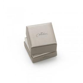 Orecchini Donna Miluna Perle Gemelle Regina Oro Bianco 18 Kt e Perle Diametro 5/5,5 PPN555BMV