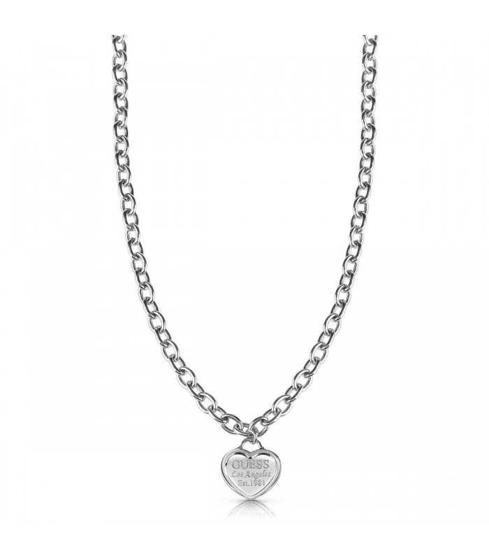 Collana Donna Guess Cuore Only UBN28014