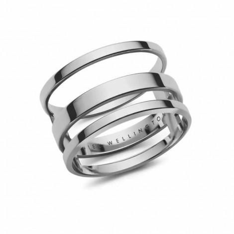 Anello Daniel Wellington Elan Triad Silver DW00400135