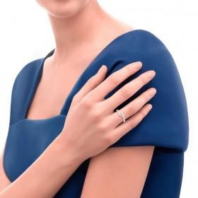 Anello Donna Re Carlo Linea Maria Teresa Diamante 0,71 ct R30SO333/07