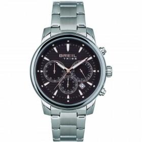 Orologio Cronografo Uomo Breil Caliber Quadrante Marrone EW0512