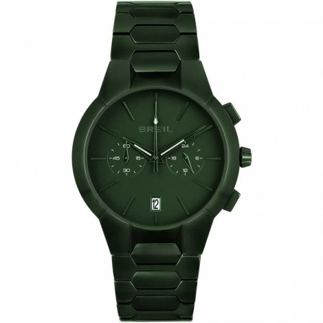 Orologio Uomo Breil New One Limited Edition Verde TW1886