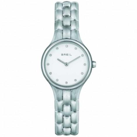 Orologio Donna Breil Ivy Solo Tempo Acciaio Bianco TW1889