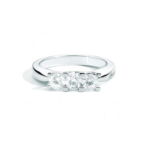 Anello Trilogy Donna Re Carlo Linea Maria Teresa Diamante 0,90 ct R30TY265/090