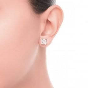 Orecchini Donna Re Carlo Linea Maria Teresa Diamante 0,55 ct E30PX265/055