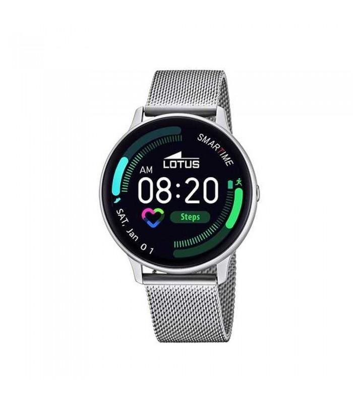 Smartwatch Lotus Smartime Multifunzione Silver 50014/1