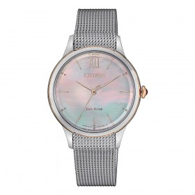 Orologio Donna Citizen Solotempo Lady Ecodrive 33mm EM0816-88Y