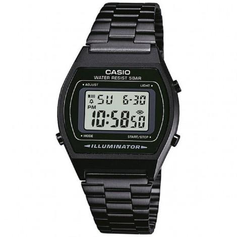 Orologio Unisex Casio Edgy Nero B640WB-1AEF