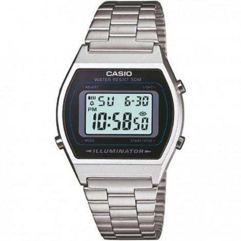 Orologio Unisex Casio Edgy Silver B640WD-1AVEF