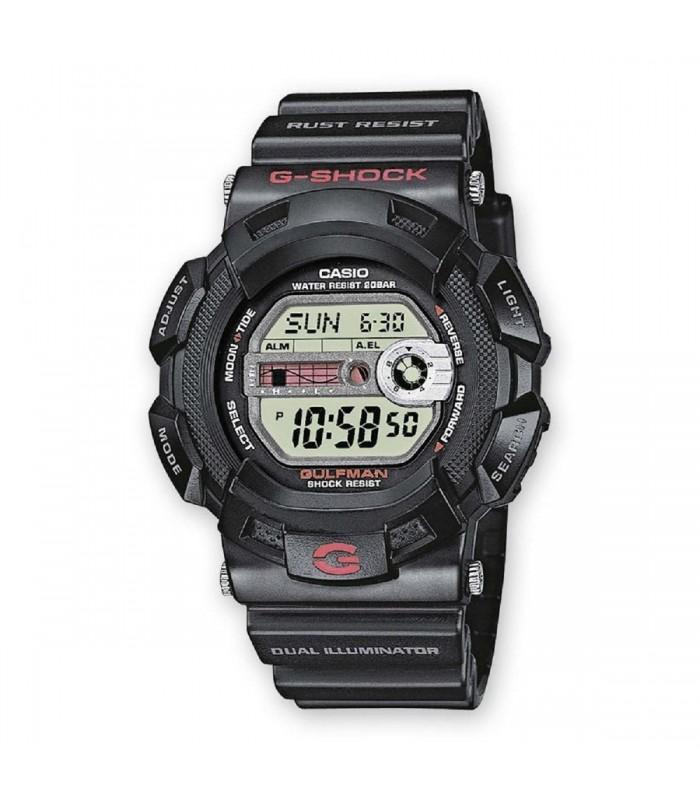 Orologio Uomo Casio G-Shock Gulmaster G-9100-1ER