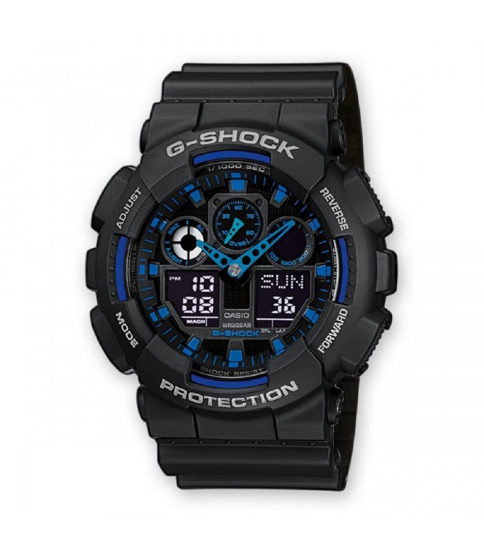 Orologio Uomo Casio G-Shock Classic GA-100-1A2ER
