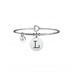 Bracciale Donna Kidult Symbols Iniziale L 231555L