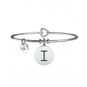 Bracciale Donna Kidult Symbols Iniziale I 231555I