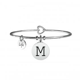 Bracciale Donna Kidult Symbols Iniziale M 231555M