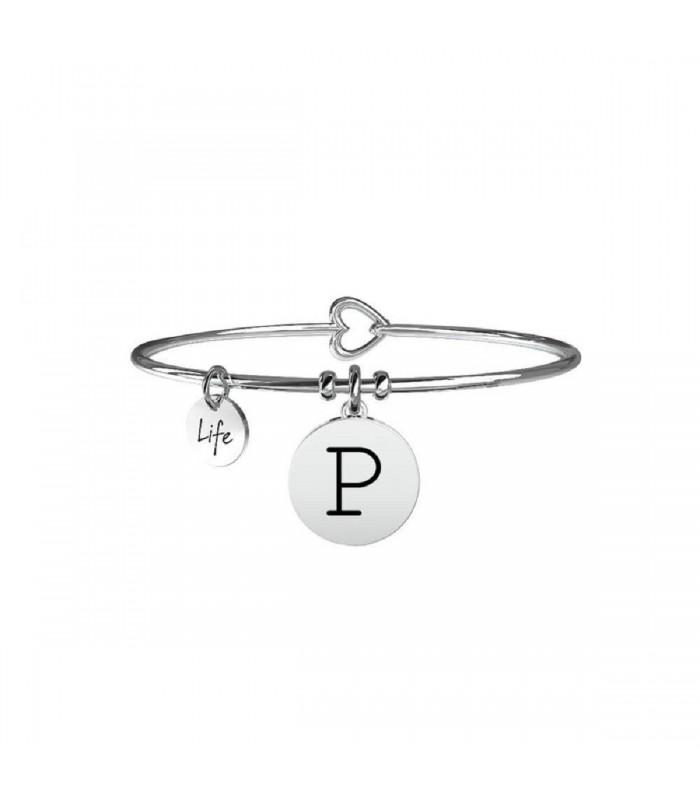 Bracciale Donna Kidult Symbols Iniziale P 231555P