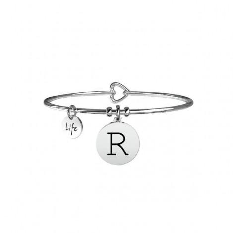 Bracciale Donna Kidult Symbols Iniziale R 231555R