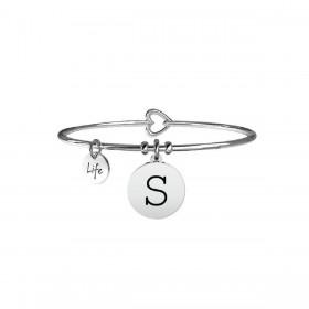 Bracciale Donna Kidult Symbols Iniziale S 231555S