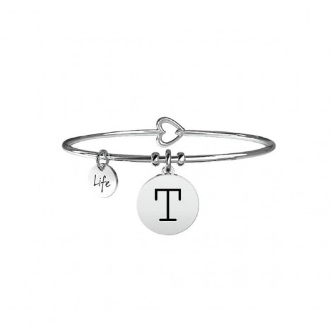 Bracciale Donna Kidult Symbols Iniziale T 231555T